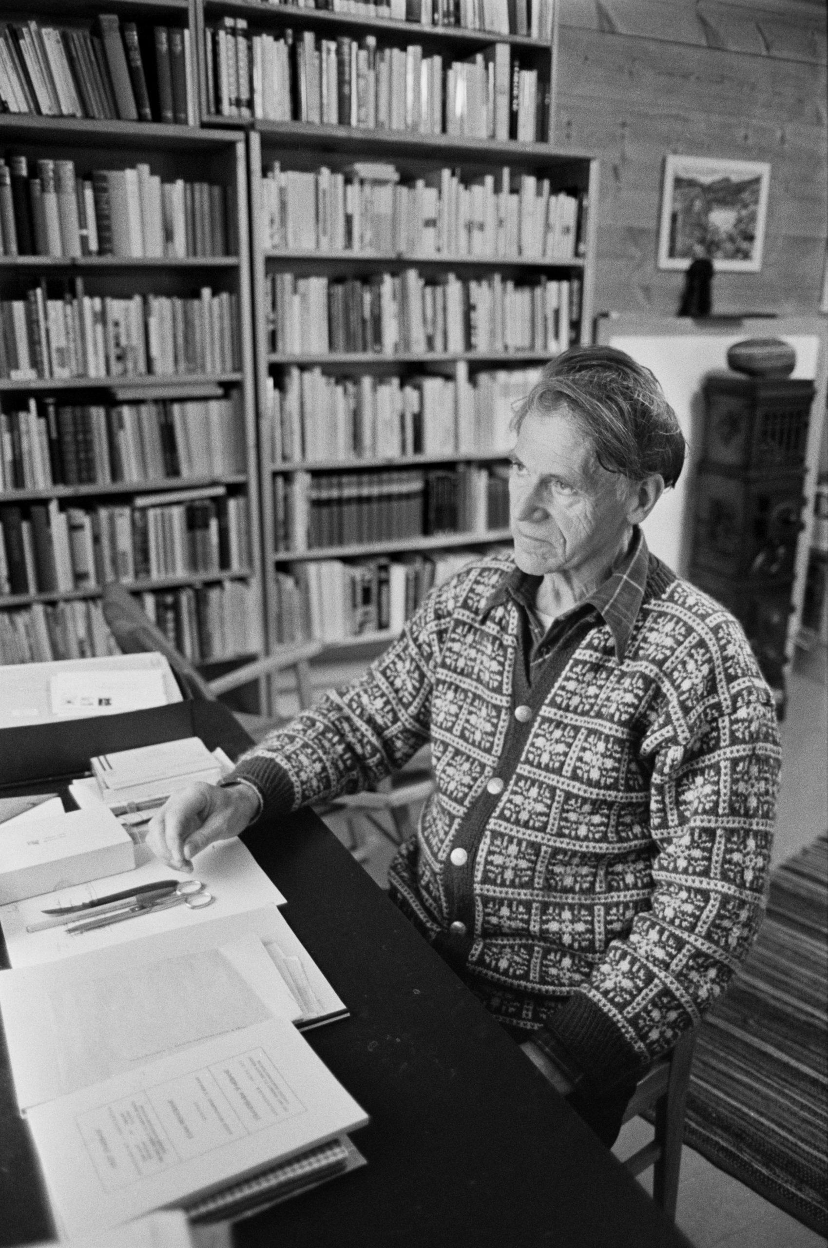 Bilete av Olav H. Hauge