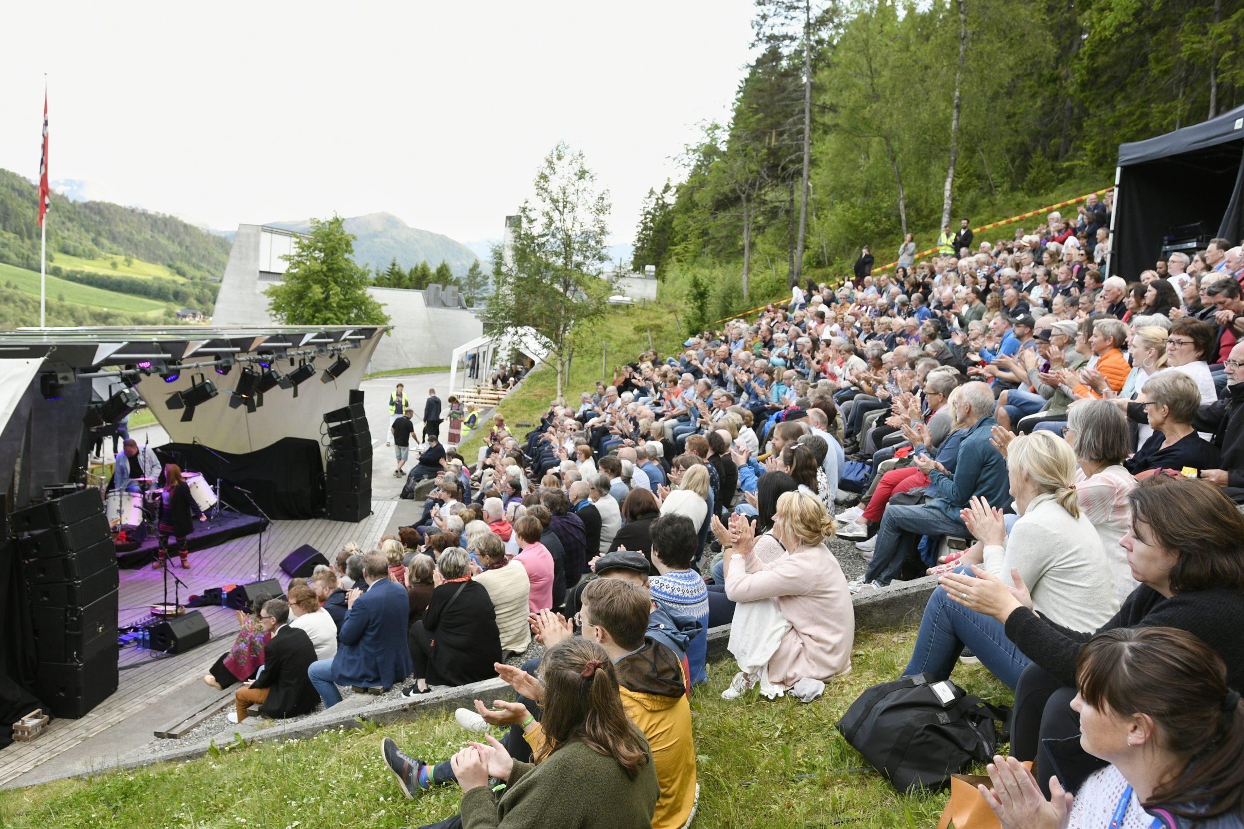 Bilete Dei nynorske festspela 2019 konsert Mari Boine