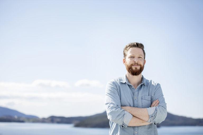 Anders Totland Foto: Marius Knutsen