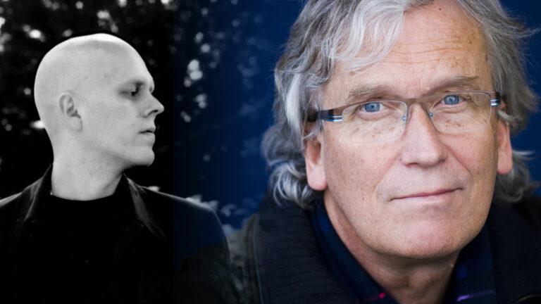 Bilete av Øystein Vidnes og Ragnar Hovland