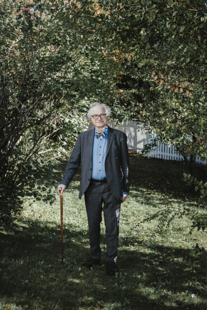 Bilete av Knut Ødegård