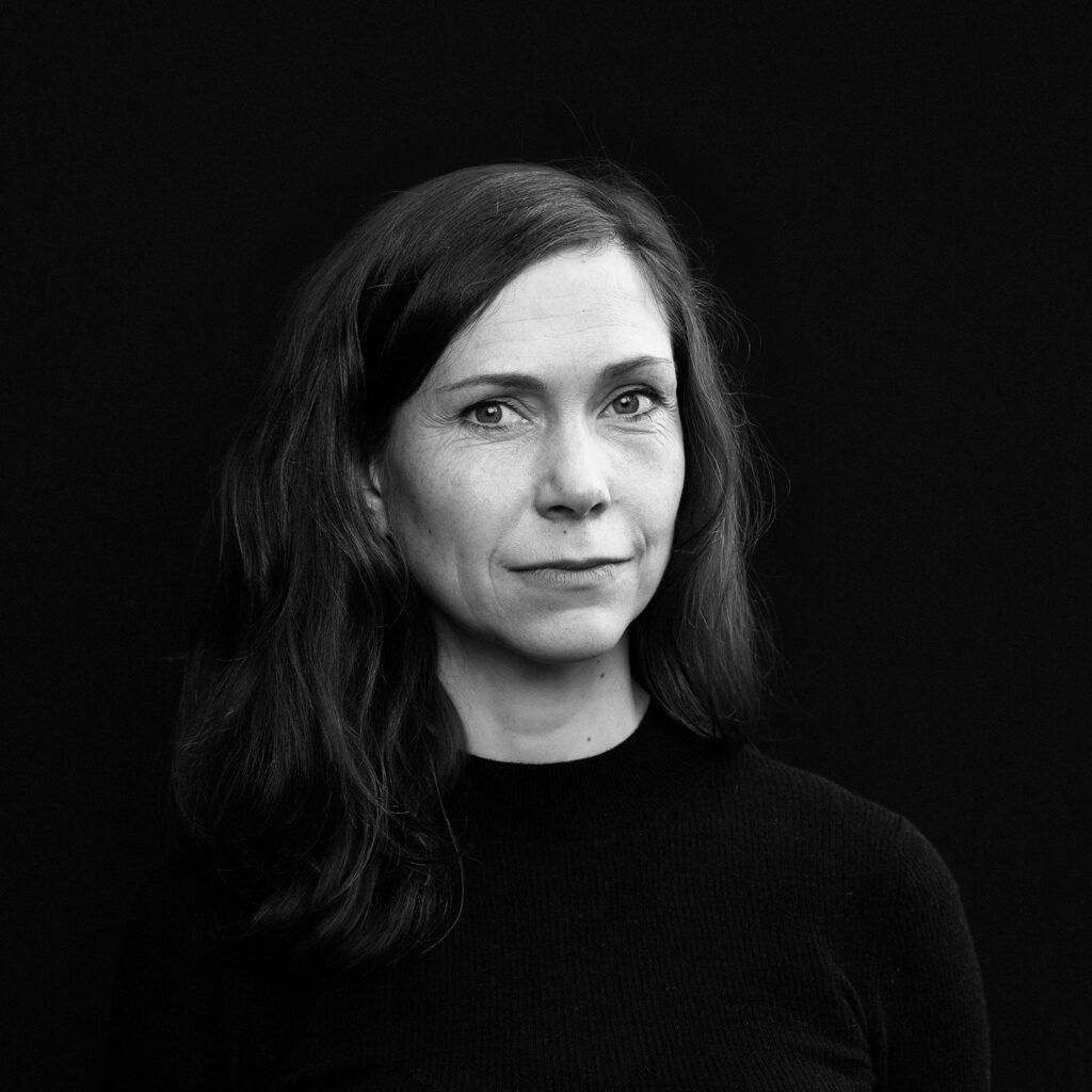 Portrettbilete av Mette Karlsvik