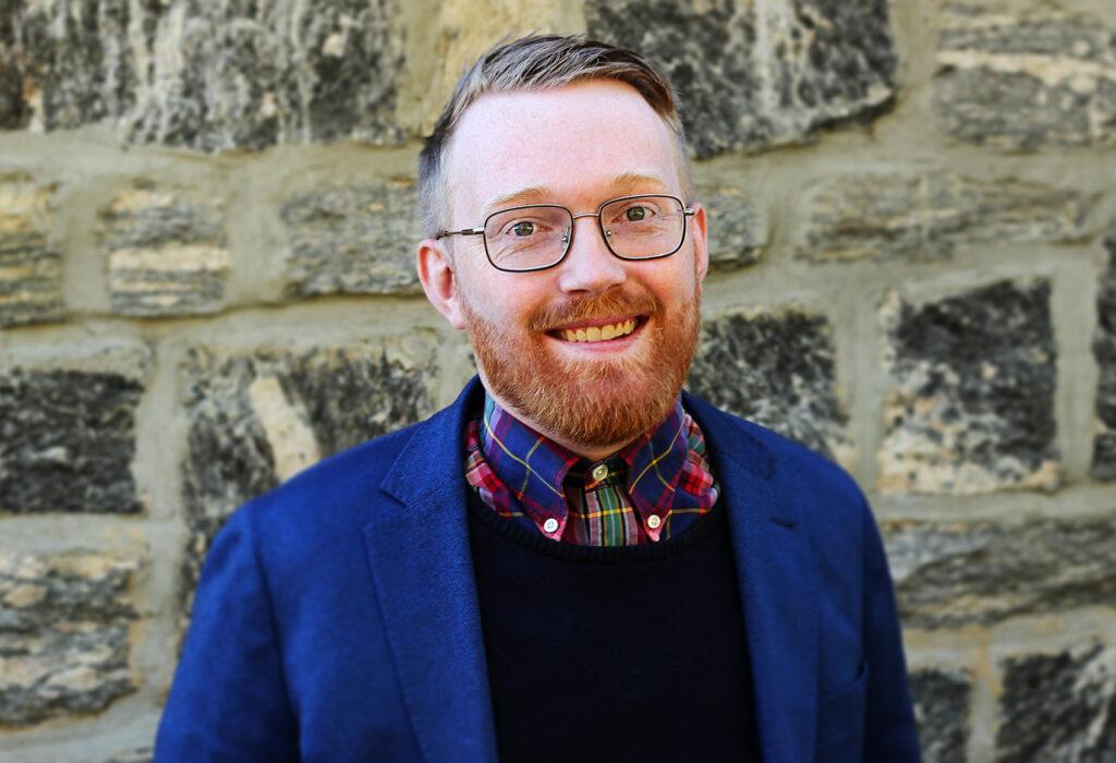Bilete av direktør i Nyorsk kultursentrum Per Magnus Finnanger Sandsmark.