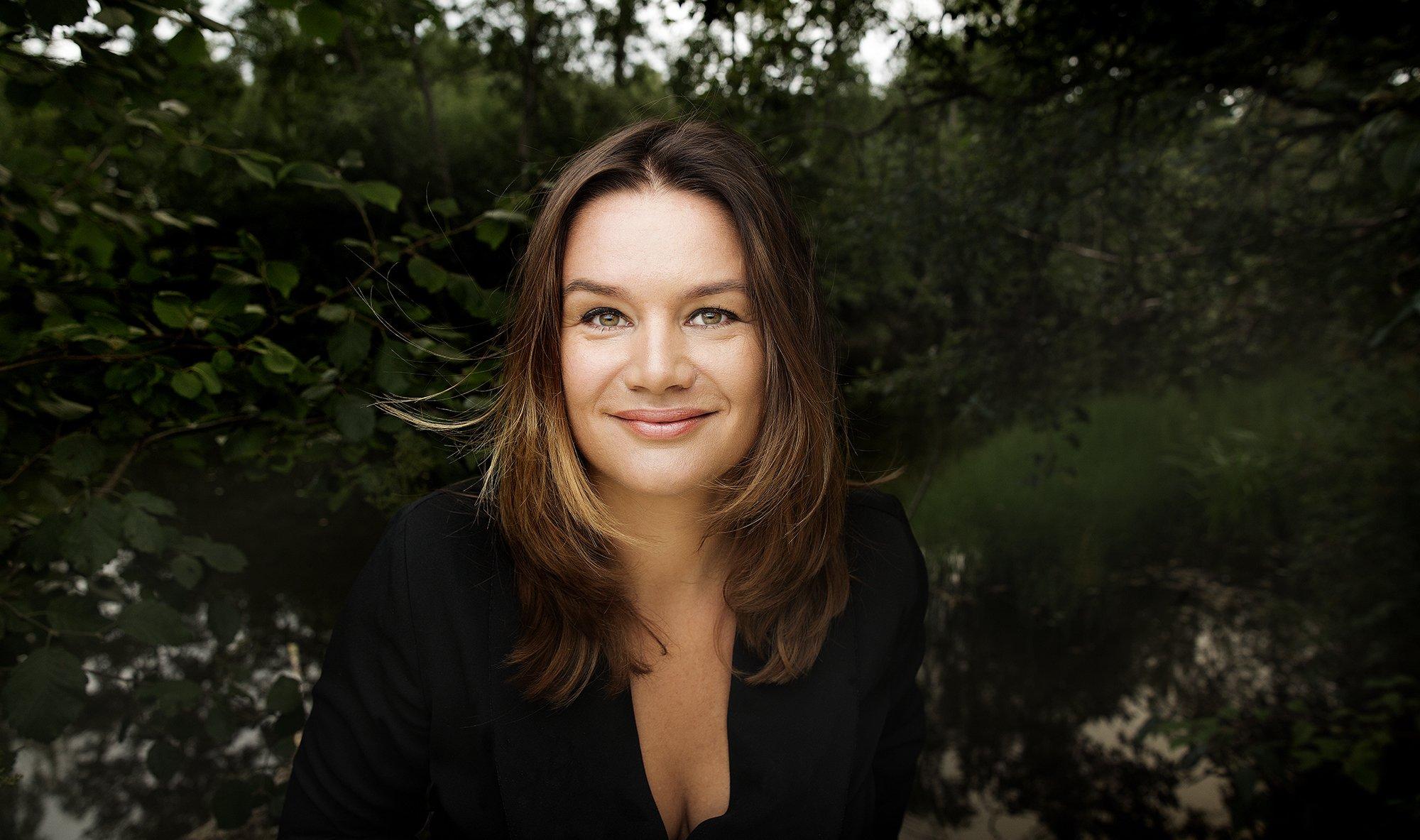 Bilete av forfattar Ruth Lillegraven.